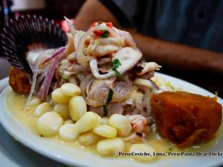 Ceviche: Cultural Patrimony of the Nation Peru