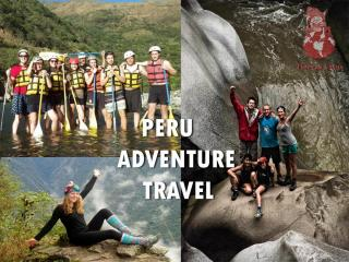 Adventure Travel Peru