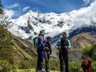 Salkantay Trek Luxury