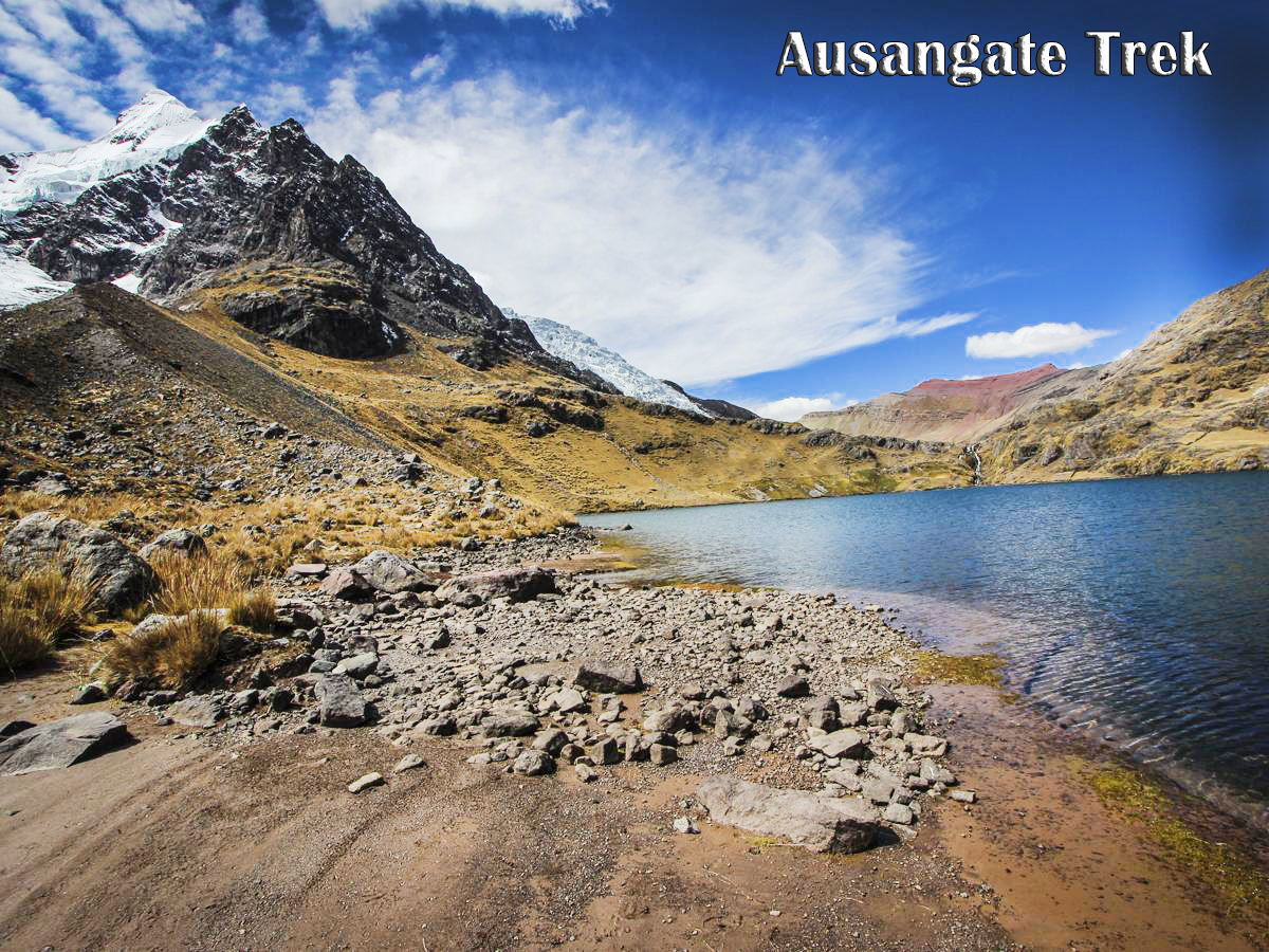 The Ausantage trek offers some of the most wonderful landscapes of all Cusco without a doubt.