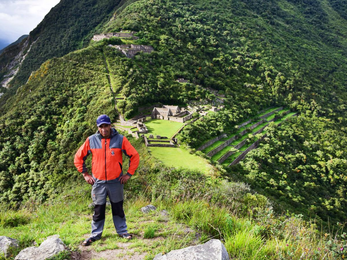 Choquequirao to Machu Picchu Trek