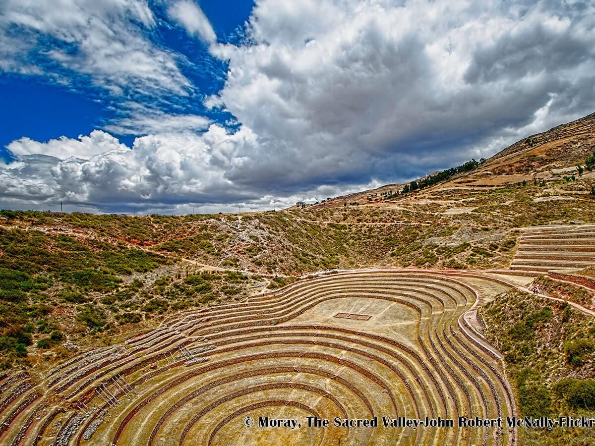 Combo Sacred Valley of the Incas Tour