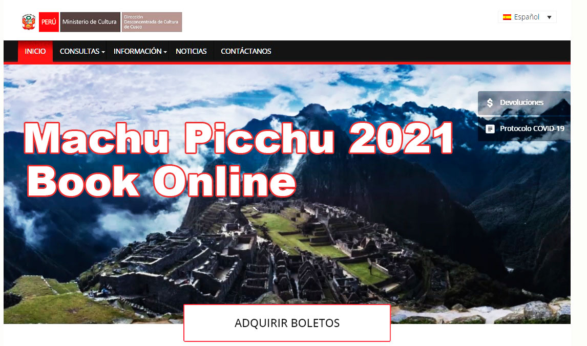 Huayna Picchu and Machu Picchu Mountain 2021