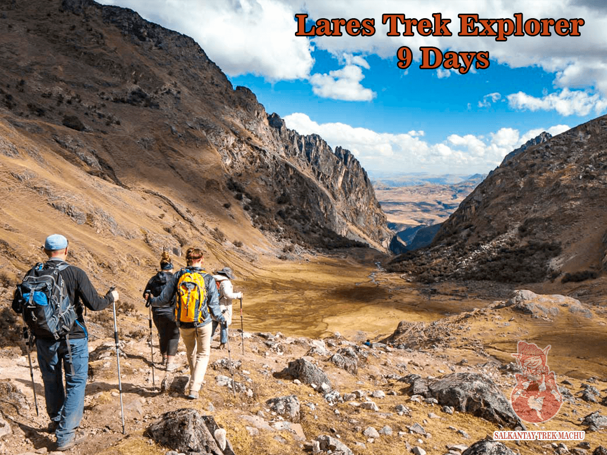 Lares Trek Explorer