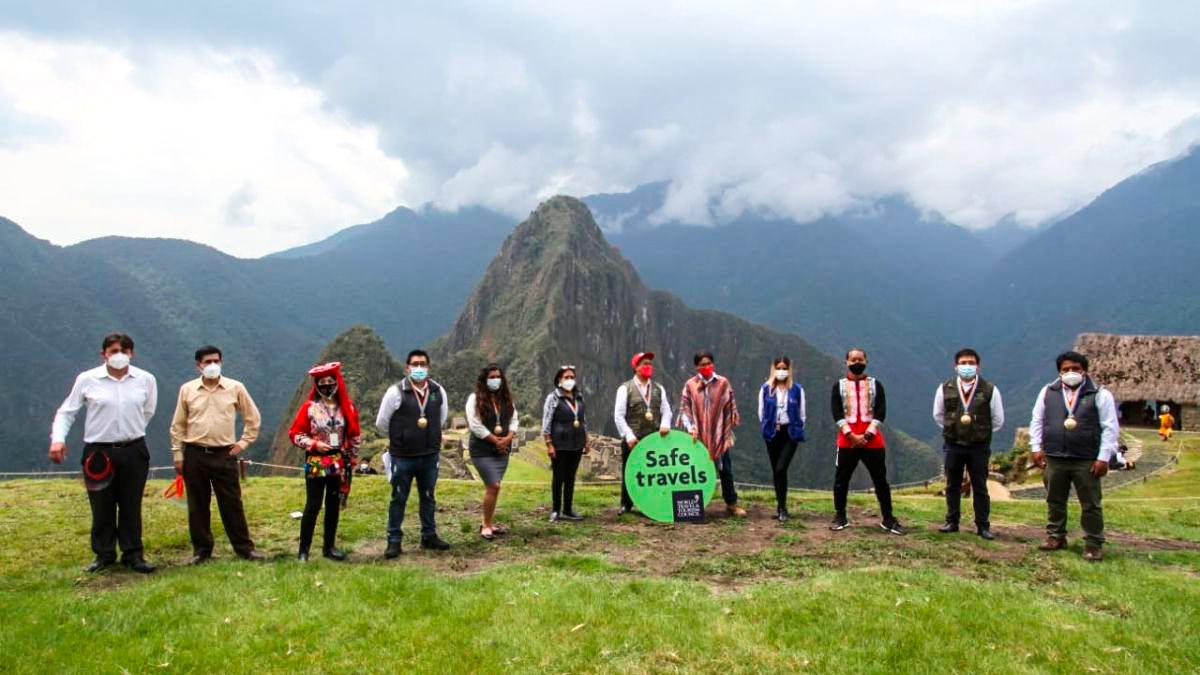 Machu Picchu Closing