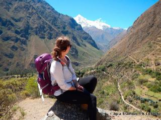 Prepping for the Inca Trail