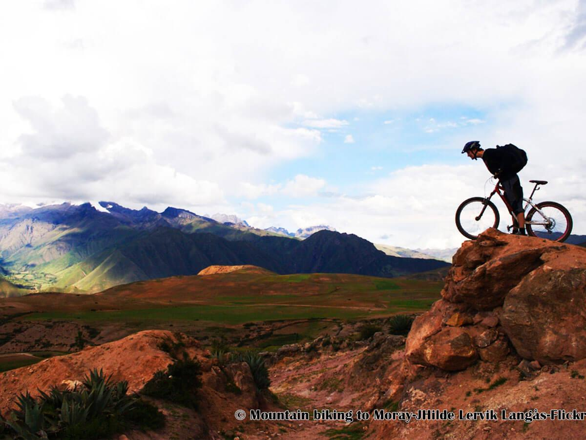 Moray & Salt Mines Mountain Biking