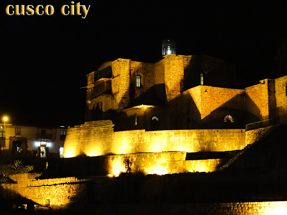 Cusco is a beautiful city located in the south of Peru at 3300 AMSL. The beautiful Cusco City is worldwide famous because of its many archeological remains left by the Incan culture.