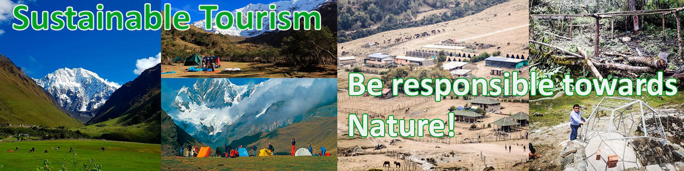 Responsible Travel Salkantay Trek Machu