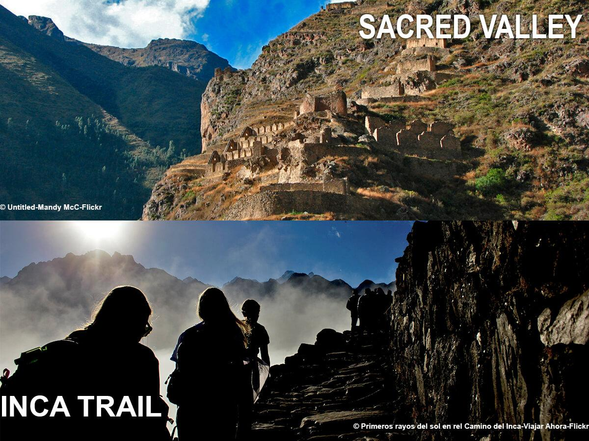 Sacred Valley & 2 Day Inca Trail Tour