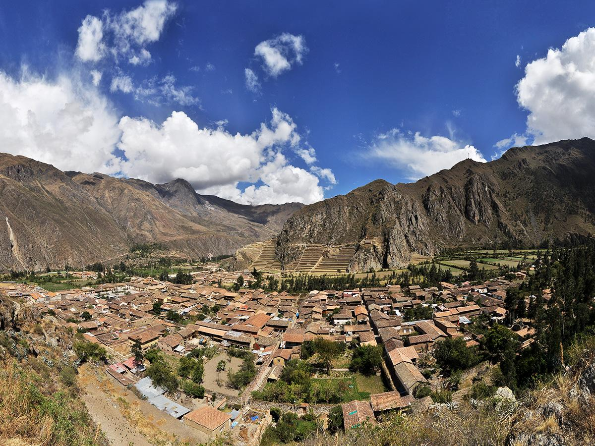 Sacred Valley Peru Cliff Hotel