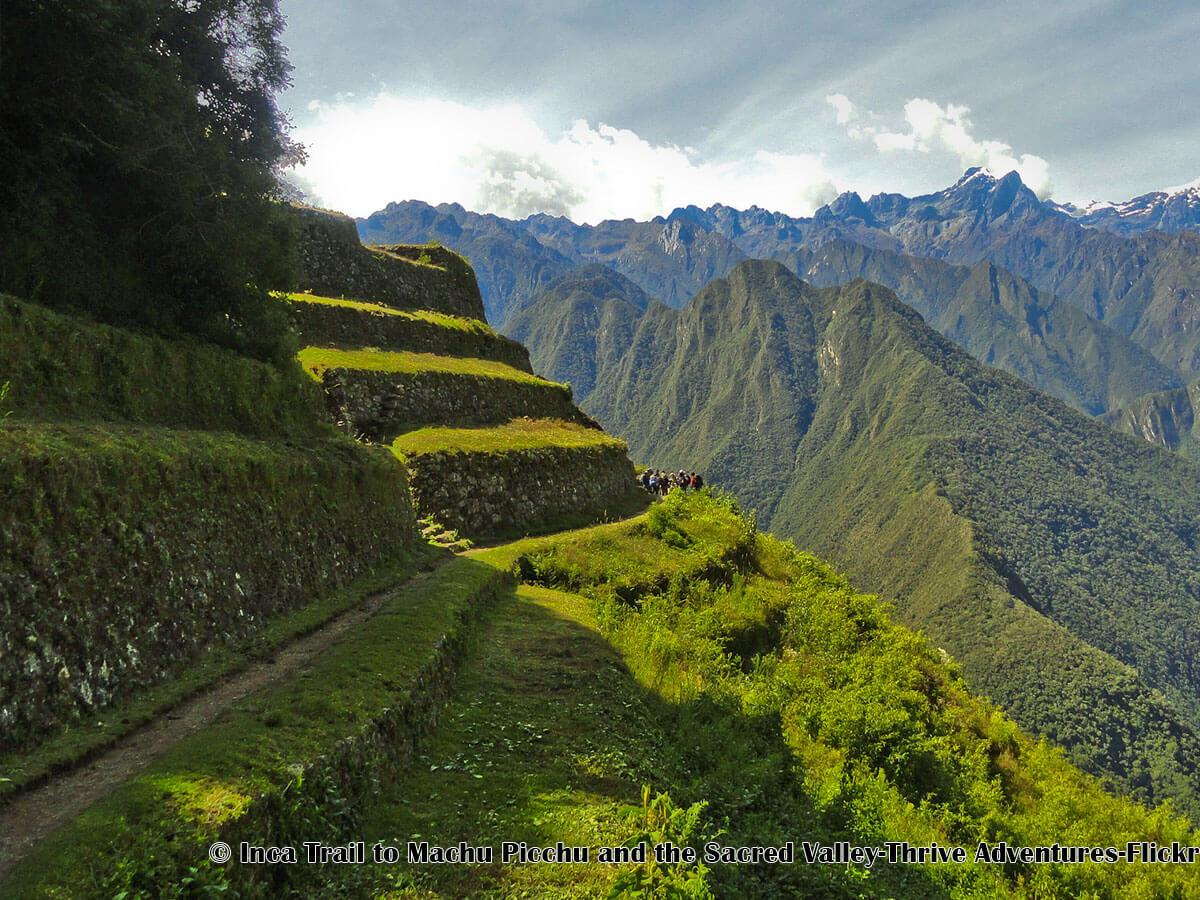 Sacred Valley to Short Inca Trail Tour