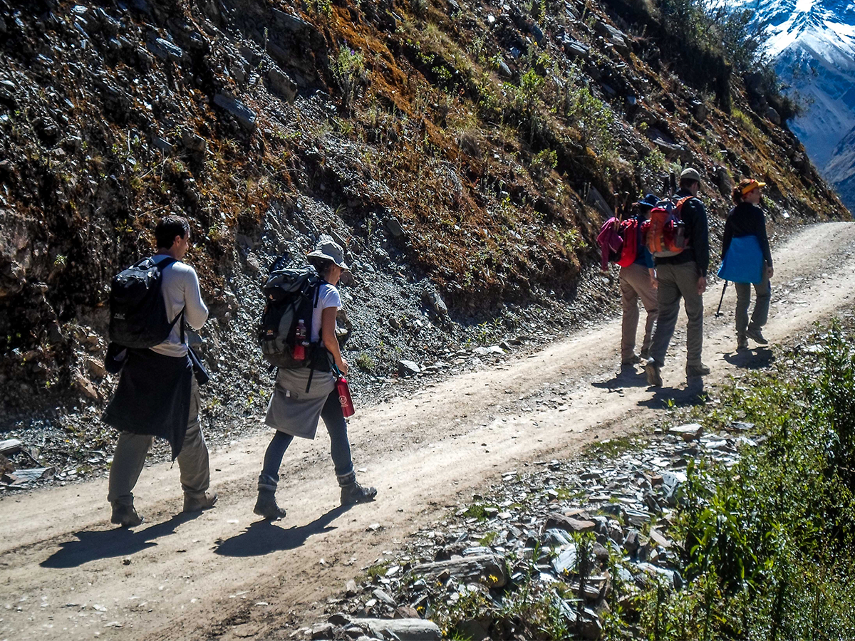 Salkantay to Inca Trek