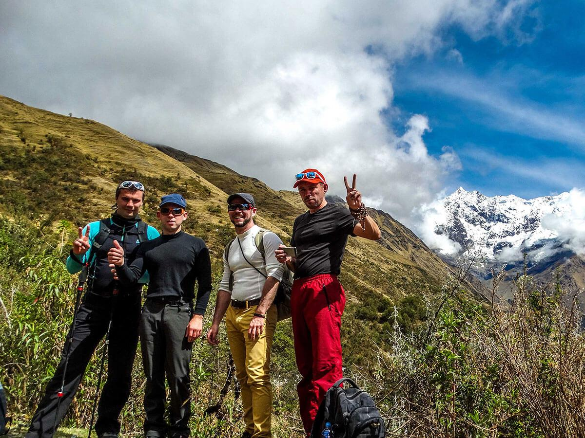 Salkantay Trek Cheap