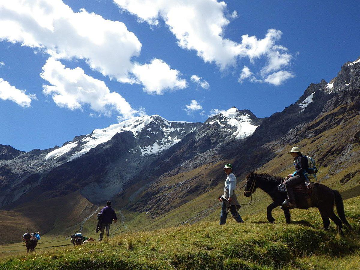 Salkantay Trek Expedition