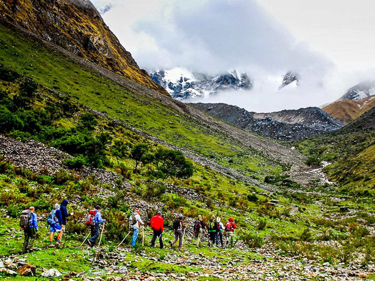 Short Salkantay Trek to Machu Picchu
