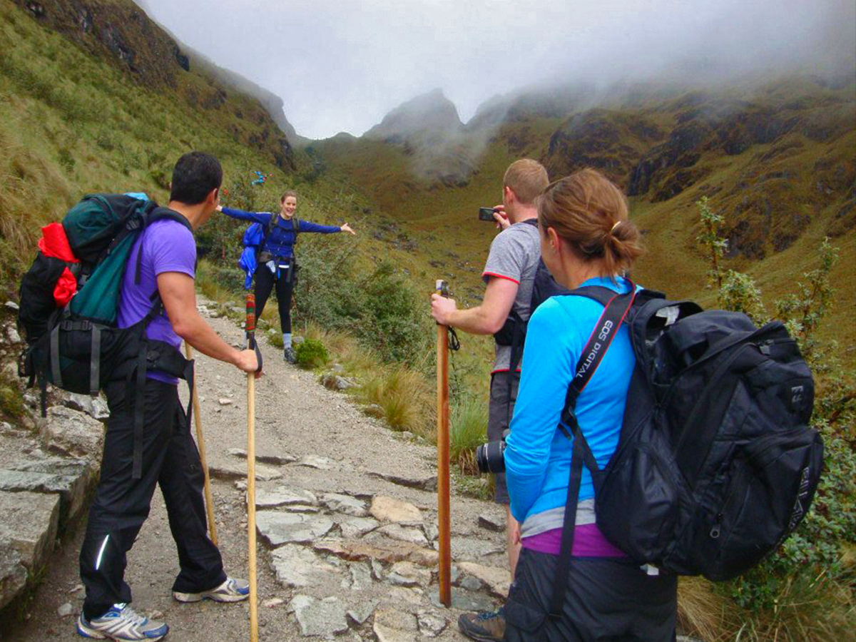 Tour Inca Trail 3 Days Cheap