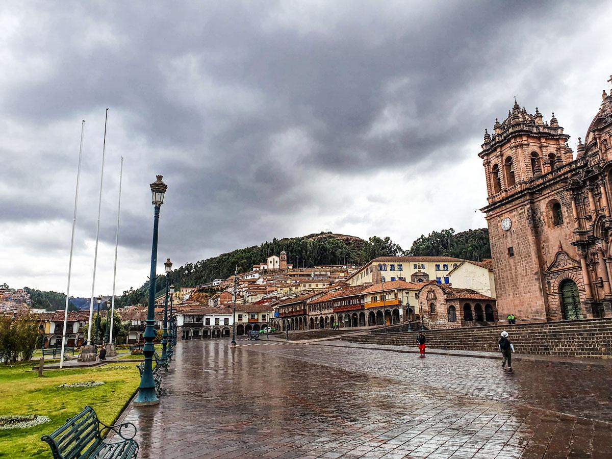 Weather in Cusco Peru